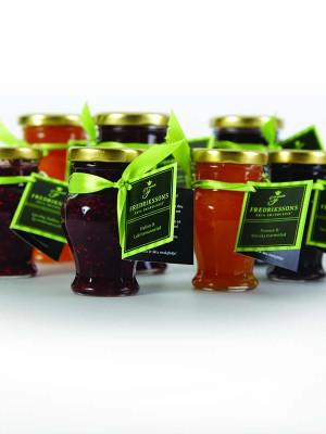 Marmelader & söta tillbehör